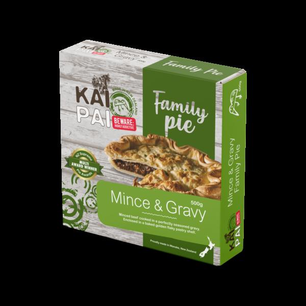 Mince & Gravy Family Pie