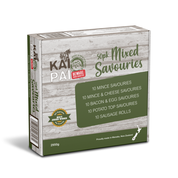 Mixed Savouries Catering Pack