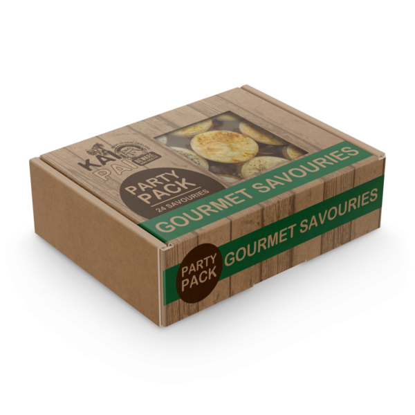 Gourmet Savouries Party Pack